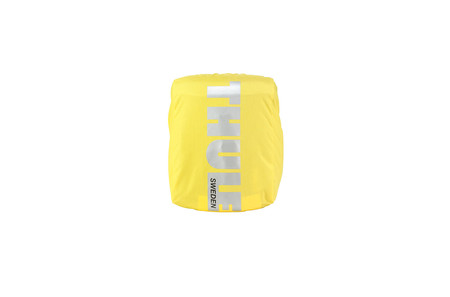 Small Pannier Rain Cover - Yellow