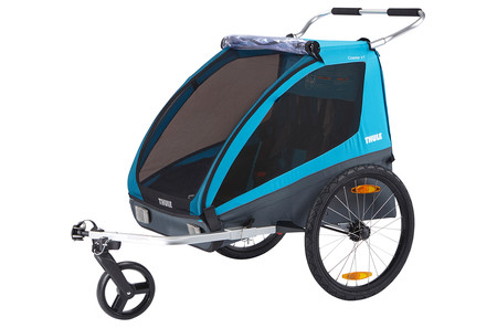 Coaster2 XT bike trailer+Stroll