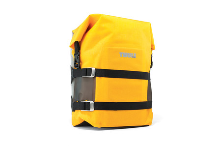 Large Adventure Touring Pannier - Zinnia