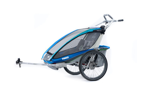 Chariot CX2+Cycle,Blue 14-X
