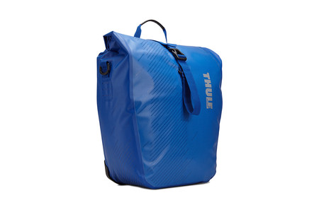 Shield Pannier Large (pair) - Cobalt