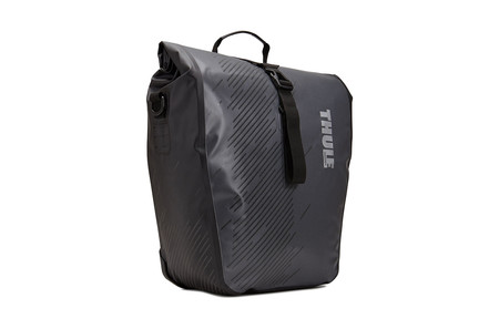 Shield Pannier Large (pair) - Dark Shadow
