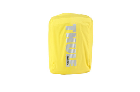 Large Pannier Rain Cover - Yellow