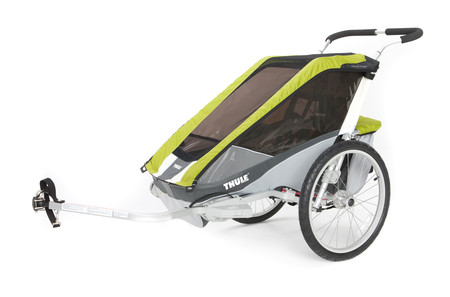 Chariot Cougar2+Cycle,Avocado 14-X