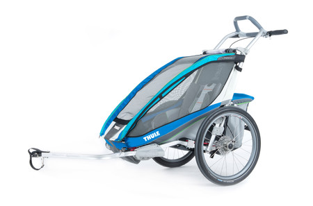 Chariot CX1+Cycle,Blue 14-X