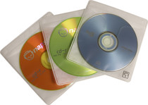 Case Logic 120 Disc Capacity Double Sided CD ProSleeves®