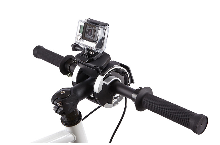 Thule Pack n Pedal Action Cam Mount Handlebar Mount 02a
