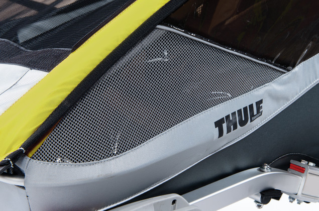 Thule cougar avacado window venting