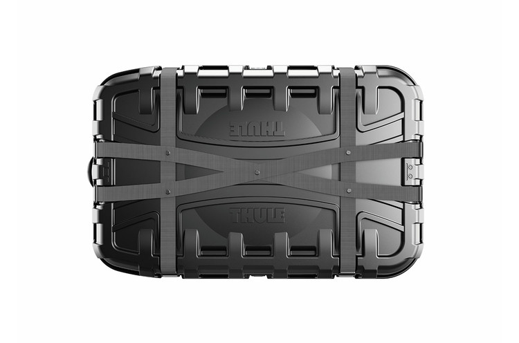 Bike transport case accessory
