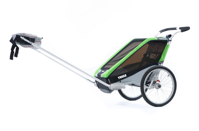 Thule Chariot Cheetah 2 green