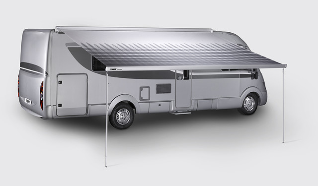 Thule omnistor 8000 awning caravan motorhome wall mounted vehicle