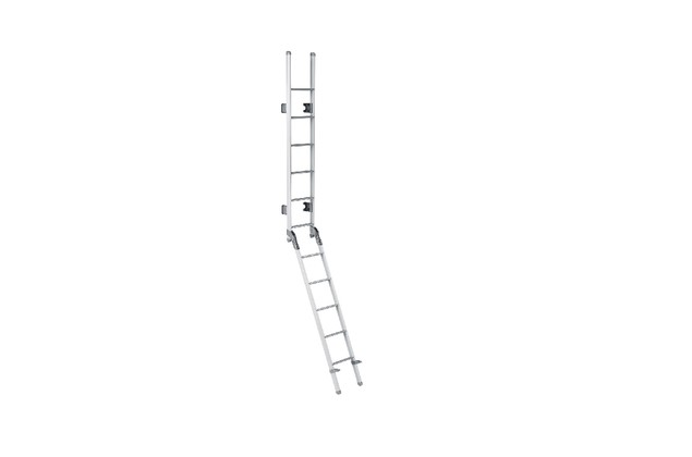 Thule Ladder Deluxe Double 11 Steps Foldable Open