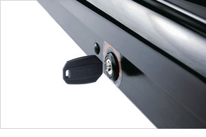 Thule Central locking