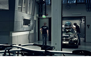 Thule Test Center