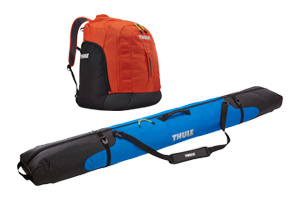 Thule RoundTrip Winter Sport Transport Cases