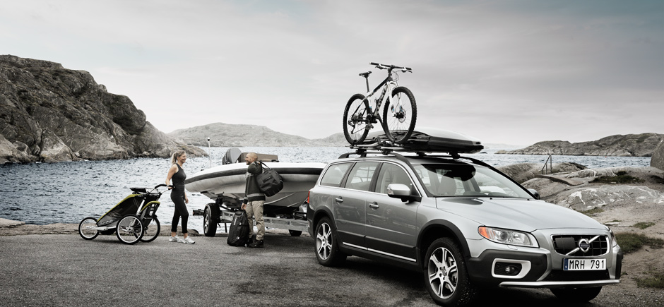 Thule Tow Bars and Trailers