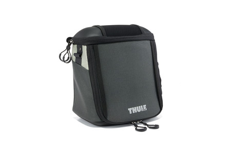 Premium Handlebar Bag - Black