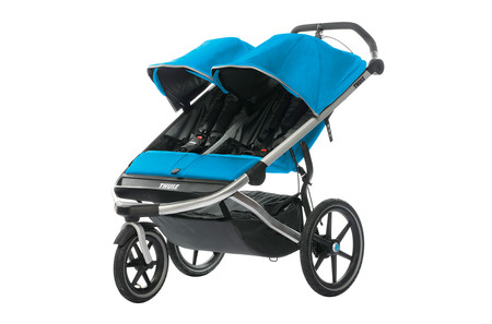 Urban Glide Double, Thule Blue 2015