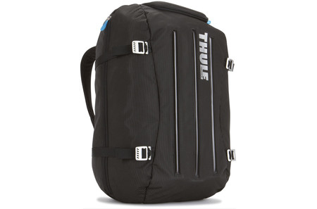 Crossover 40L Duffel Pack - Black