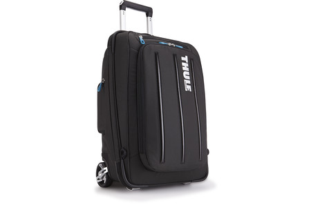 Crossover 38L Rolling Carry-On - Black