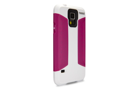 Atmos X3 for Galaxy S5 - White/Orchic