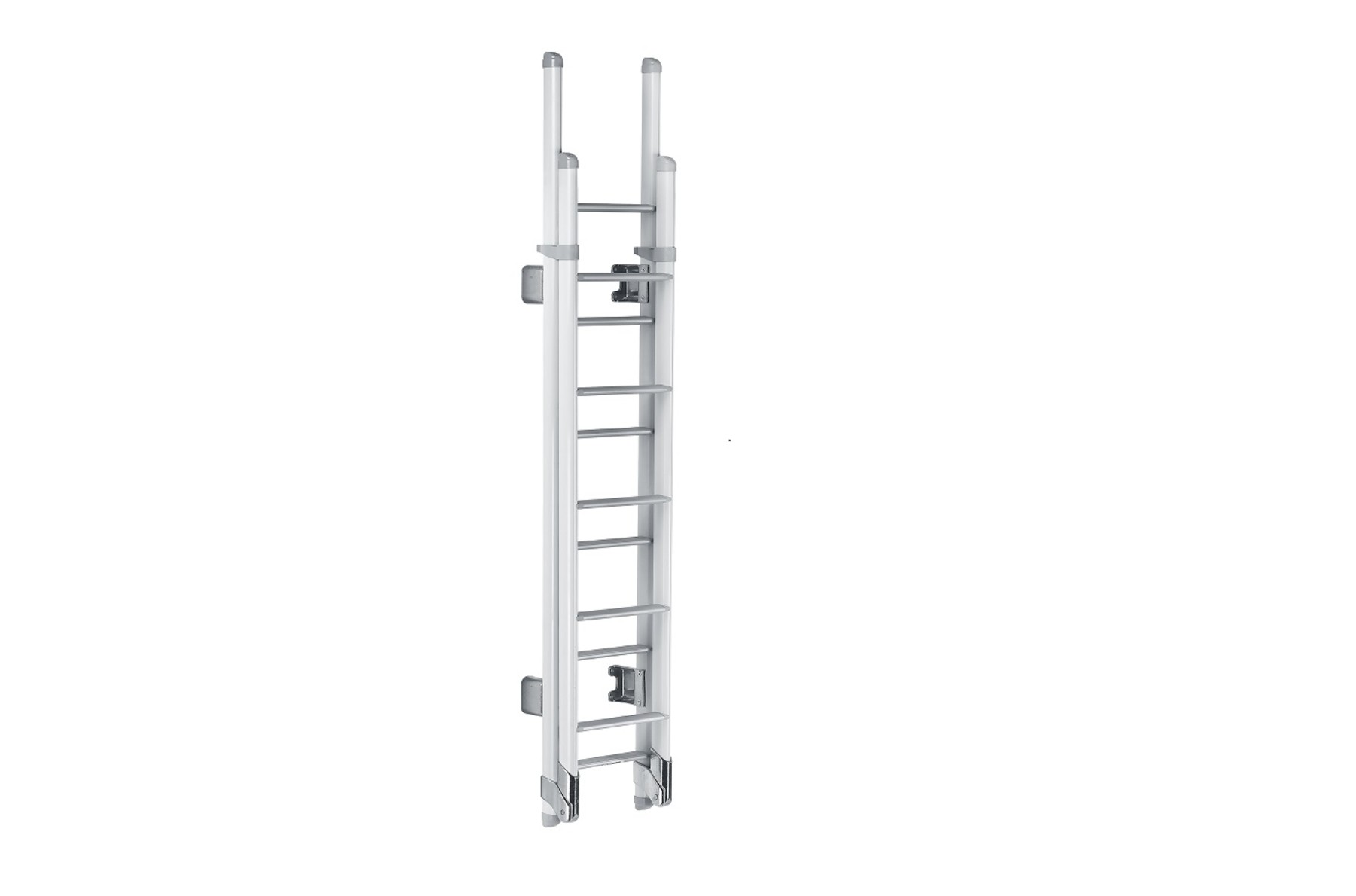 Thule Ladder Deluxe 11 Steps Closed