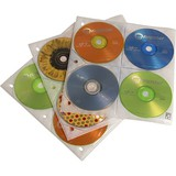 200 Disc Capacity CD ProSleeve Pages