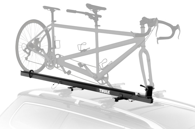 Thule Tandem Carrier 558P on car