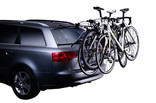 Thule FreeWay 3 on car
