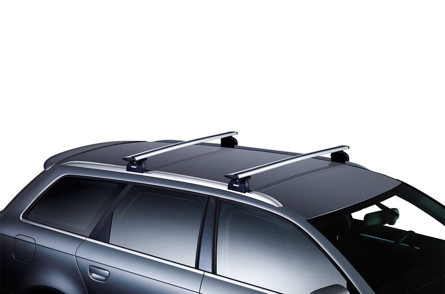 Upper T Track Allows Fast Installation Removal Of Accessories Thule Xadapt Required For Some Carriers See Buyers Guide Details