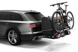 Thule BackSpace XT 4th Bike Arm 939200 on car in use