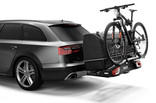 Thule BackSpace XT 938300 on car with 4th bike arm