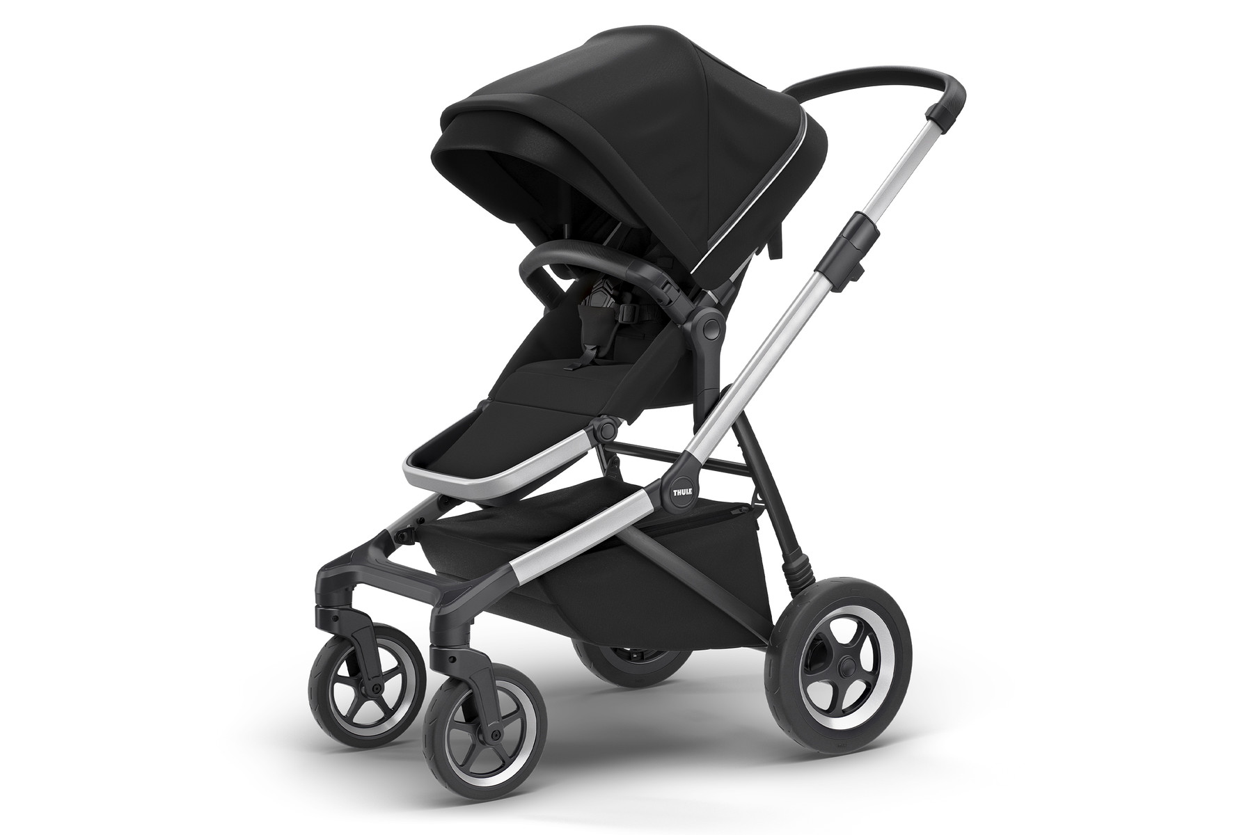 Stroller Thule Sleek MidnightBlack Black