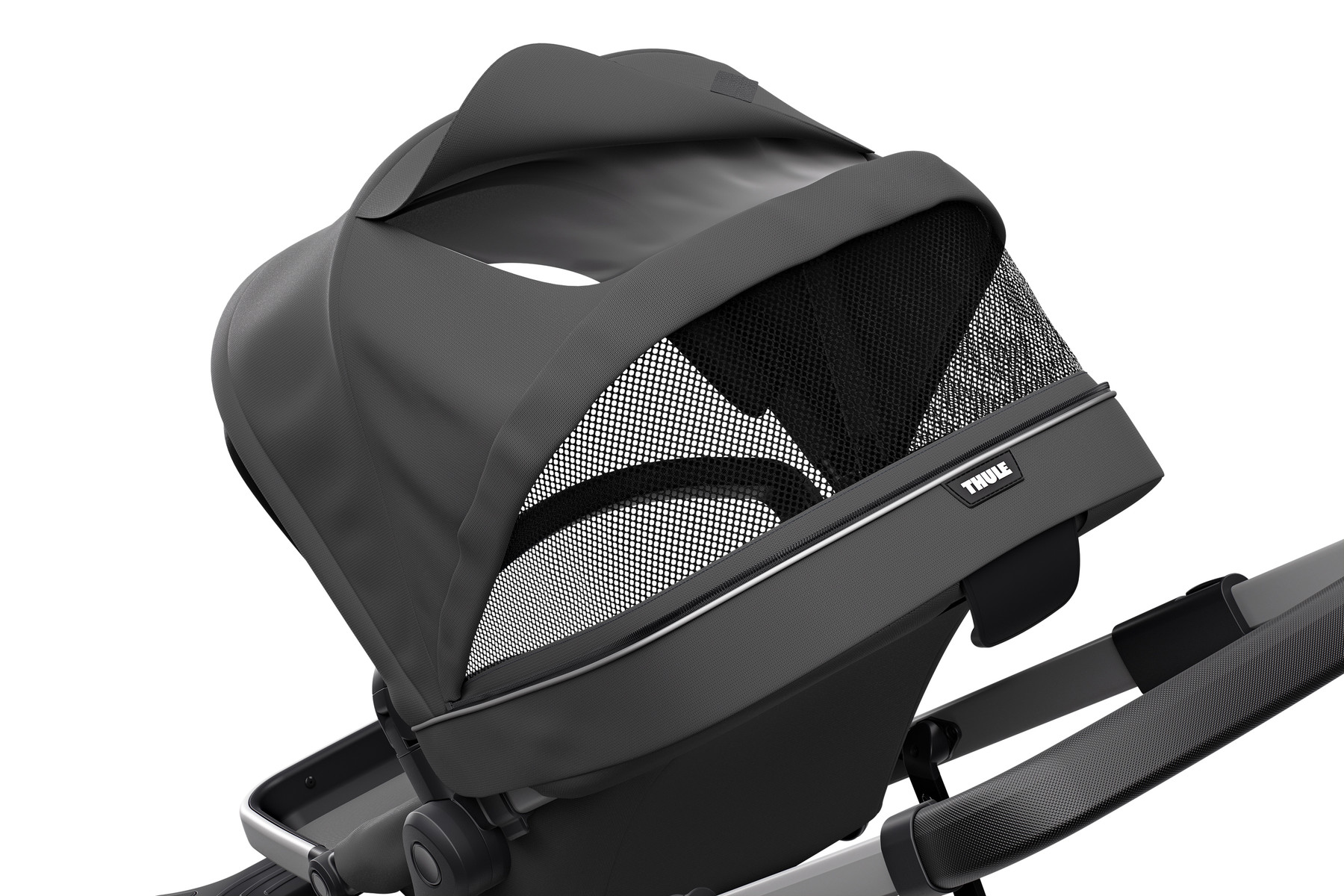 Thule Sleek Adjustable Canopy ShadowGrey