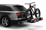 Thule VeloSpace XT 3 (939) - on car with fat bike