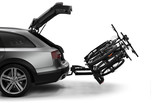 Thule VeloSpace XT 3 (939) - on car tilt