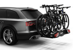 Thule VeloSpace XT 3 (939) - on car