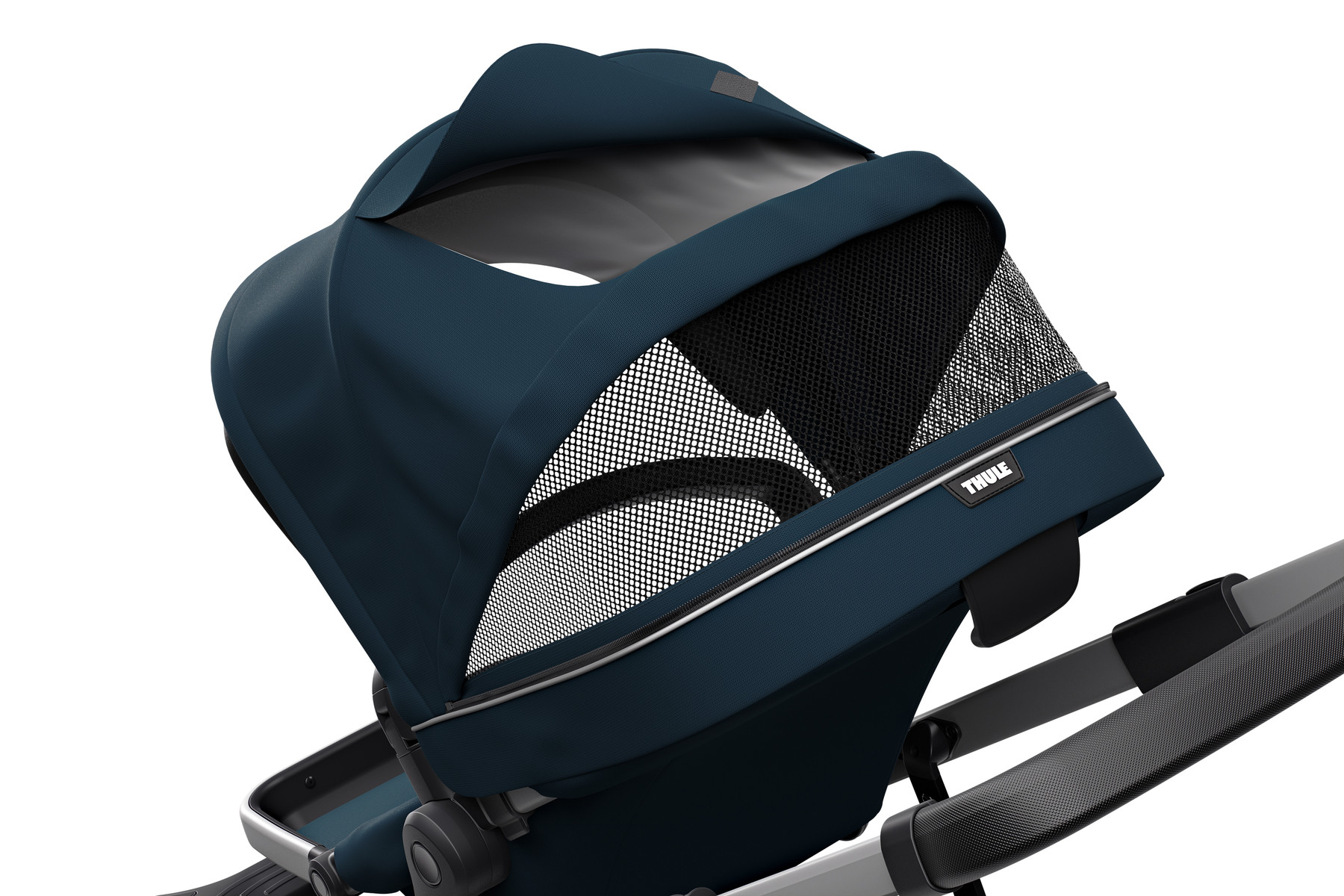Thule Sleek Adjustable Canopy NavyBlue