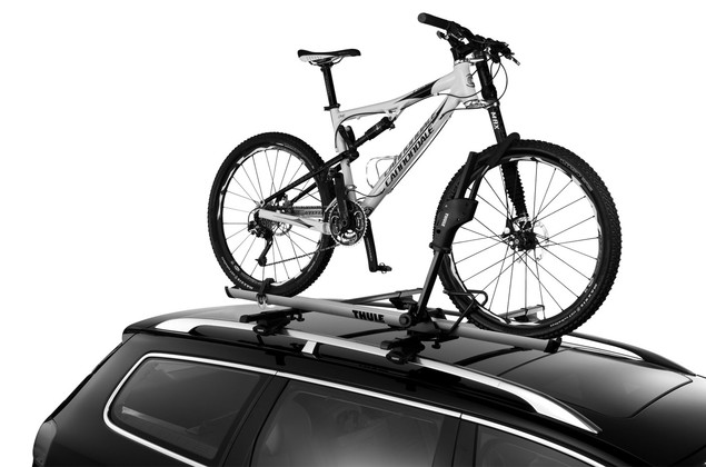 Thule Sidearm 594XT on_car