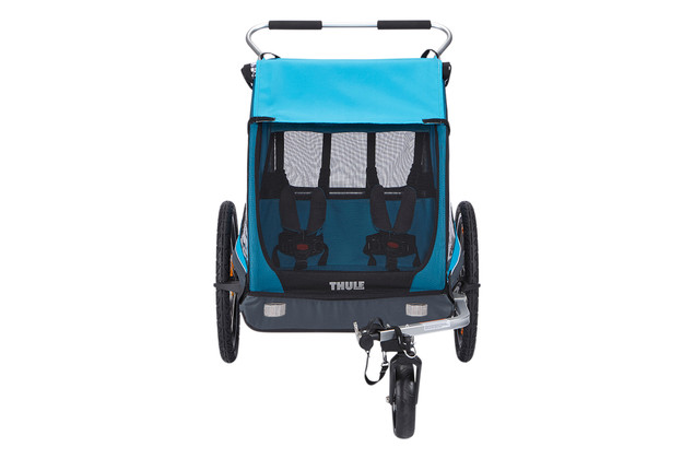 Thule Coaster XT Blue Front 10101803 Rev