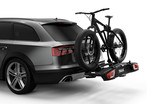 Thule VeloSpace XT 2 (938B) - on car with fat bike
