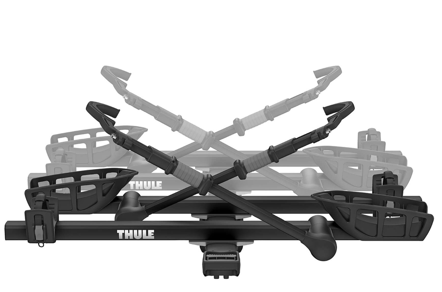 Thule T2 Pro XT Add-On hero black