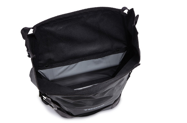 Thule PnP Adventure Touring Pannier Small Black Open