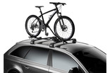 Thule ProRide 598 on car