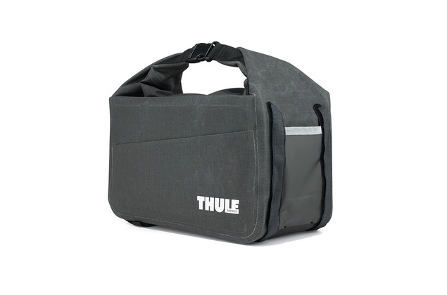 Thule Pack n Pedal Trunk Bag Black 04