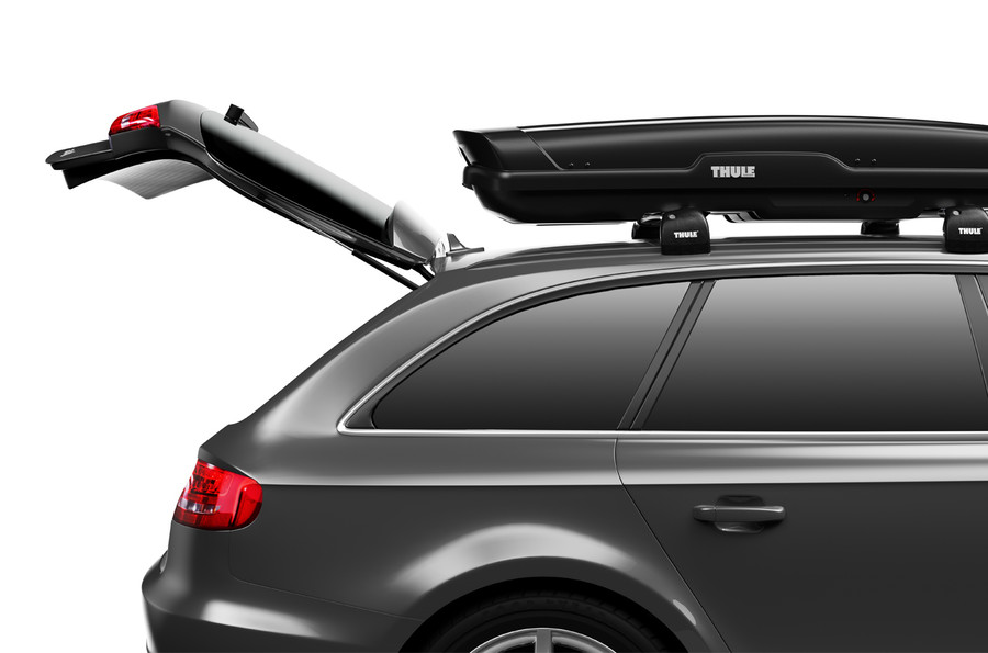 Full Access To Your Caru0027s Trunk Without Interference As The Roof Box Is  Designed For A Forward Position On The Car Roof