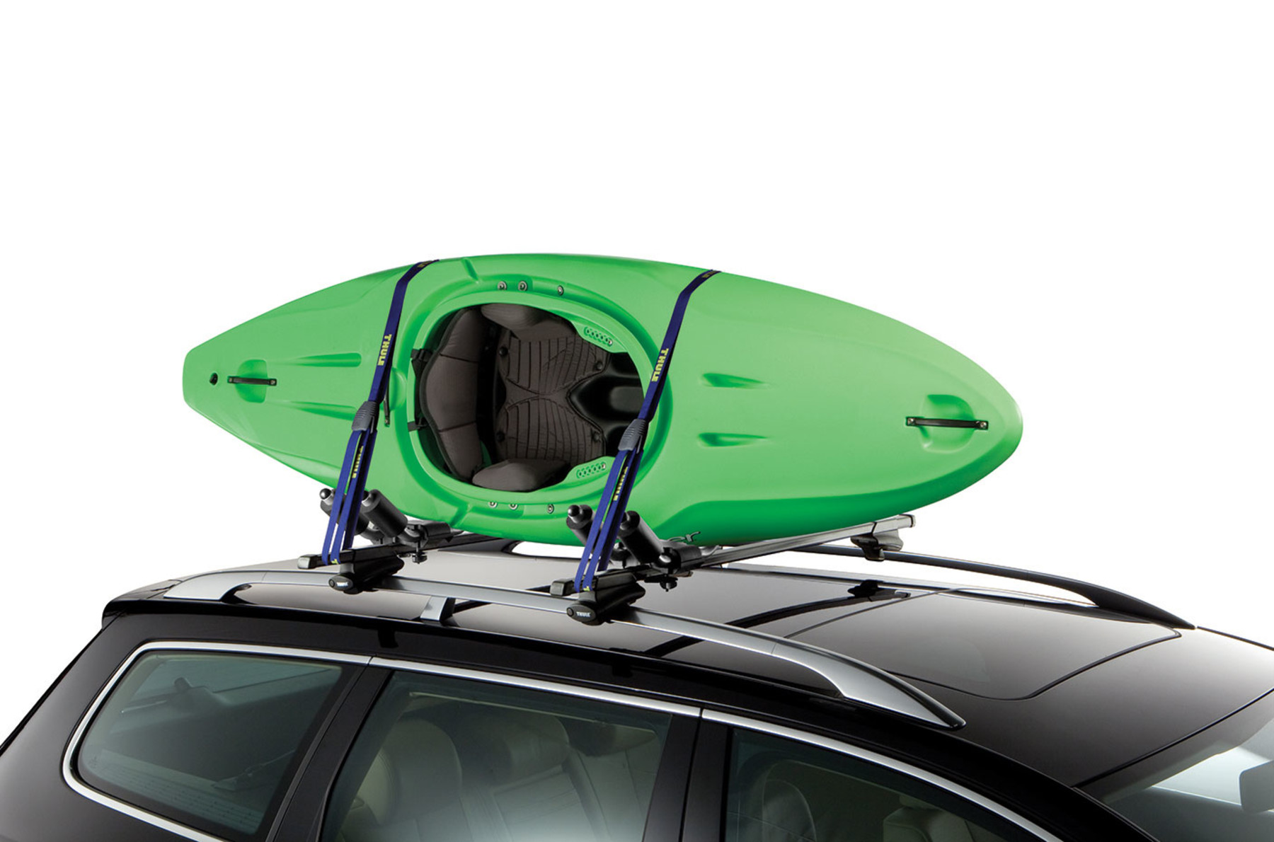 Kayak Roof Carrier >> Thule Hull A Port