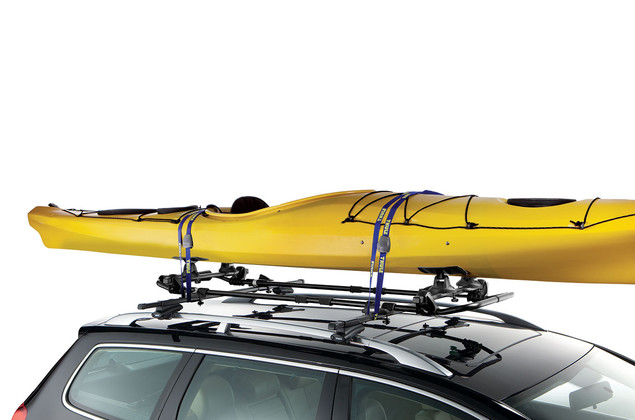 Kayak rack-Thule Slipstream