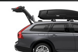 Thule Force XT Small 635100 Trunk access