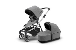 Thule Sleek + Thule Bassinet